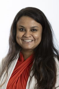 Shraddha Niphadkar with the Counseling Center on Tuesday Oct. 01, 2019. Sam O'Keefe/University of Missouri
