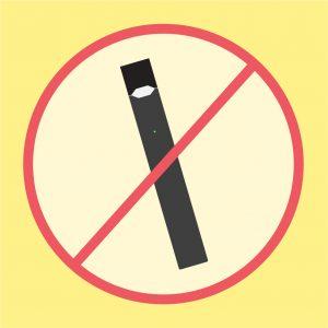 No-smoking symbol